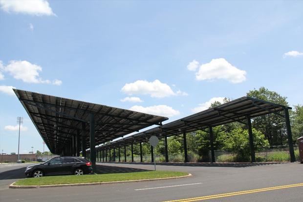 Coperture fotovoltaiche parcheggi 02